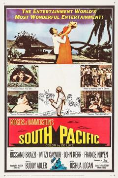 Best War Movies of 1958 : South Pacific