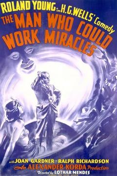 Best Fantasy Movies of 1936 : The Man Who Could Work Miracles