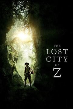 Best History Movies of 2017 : The Lost City of Z