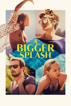 Best Crime Movies of 2015 : A Bigger Splash