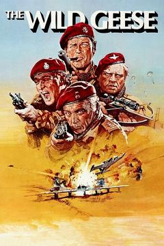 Best Thriller Movies of 1978 : The Wild Geese