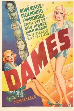 Best Music Movies of 1934 : Dames