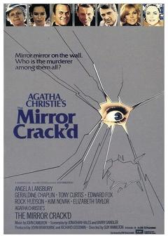 Best Mystery Movies of 1980 : The Mirror Crack'd