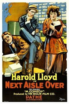 Best Comedy Movies of 1919 : Next Aisle Over