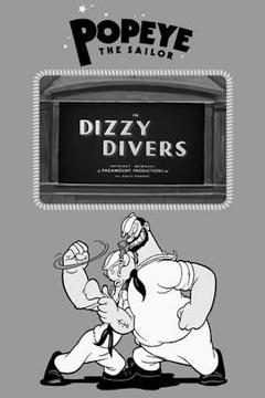 Best Animation Movies of 1935 : Dizzy Divers