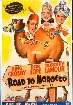 Best Music Movies of 1942 : Road to Morocco