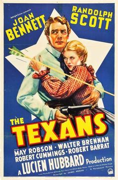 Best Western Movies of 1938 : The Texans