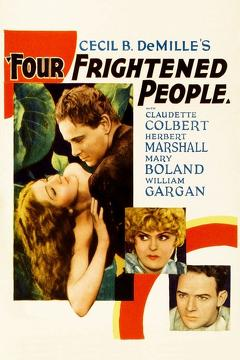 Best Adventure Movies of 1934 : Four Frightened People