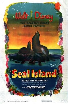 Best Documentary Movies of 1948 : Seal Island