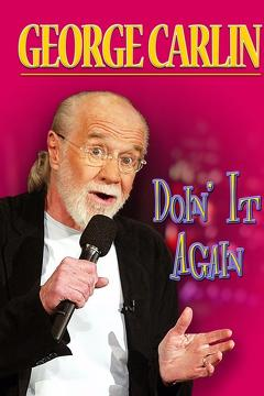Best Documentary Movies of 1990 : George Carlin: Doin' it Again
