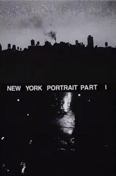 Best Documentary Movies of 1979 : New York Portrait, Chapter I