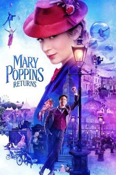 Best Family Movies of 2018 : Mary Poppins Returns