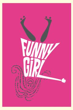 Best Comedy Movies of 1968 : Funny Girl