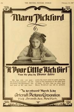 Best Drama Movies of 1917 : The Poor Little Rich Girl
