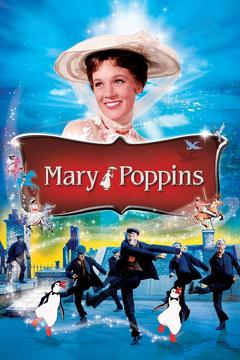 Best Comedy Movies of 1964 : Mary Poppins
