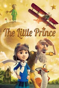 Best Animation Movies of 2015 : The Little Prince