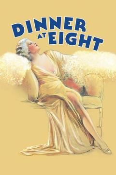 Best Comedy Movies of 1933 : Dinner at Eight