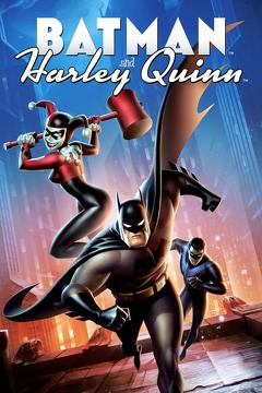 Best Animation Movies of 2017 : Batman and Harley Quinn