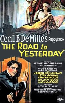 Best Fantasy Movies of 1925 : The Road to Yesterday