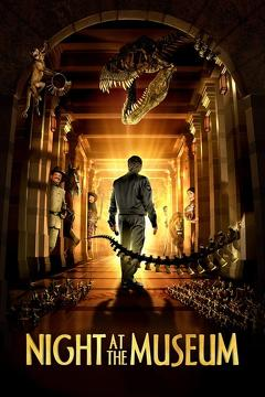 Best Comedy Movies of 2006 : Night at the Museum