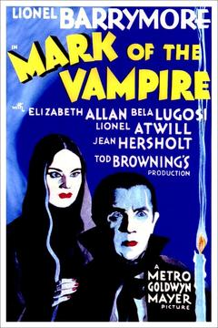 Best Horror Movies of 1935 : Mark of the Vampire