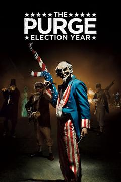 Best Horror Movies of 2016 : The Purge: Election Year