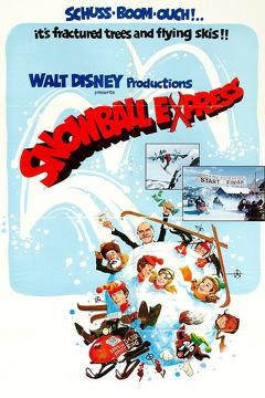 Best Family Movies of 1972 : Snowball Express