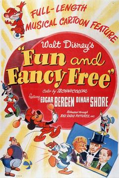 Best Animation Movies of 1947 : Fun and Fancy Free