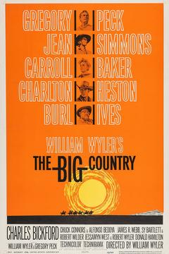 Best Drama Movies of 1958 : The Big Country