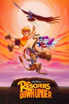 Best Animation Movies of 1990 : The Rescuers Down Under