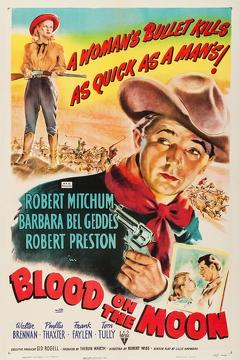 Best Western Movies of 1948 : Blood on the Moon