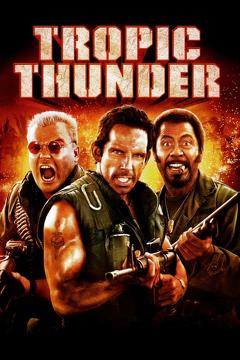 Best Action Movies of 2008 : Tropic Thunder