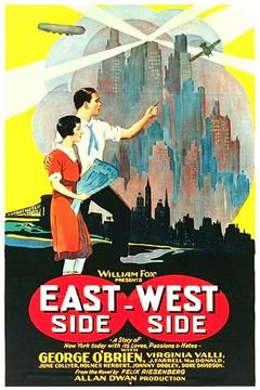 Best Drama Movies of 1927 : East Side, West Side