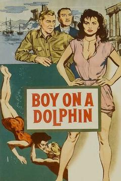 Best Adventure Movies of 1957 : Boy on a Dolphin