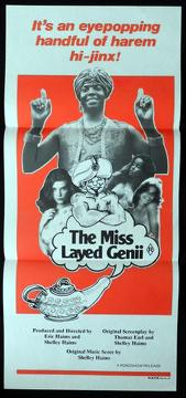 Best Fantasy Movies of 1973 : The Mislayed Genie