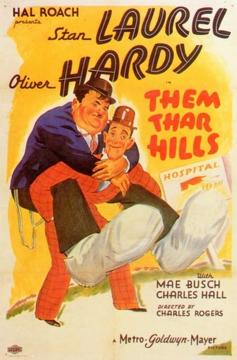 Best Comedy Movies of 1934 : Them Thar Hills