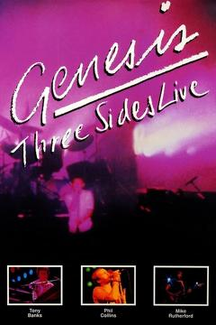Best Documentary Movies of 1981 : Genesis: Three Sides Live