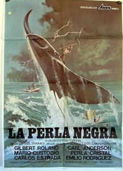 Best Adventure Movies of 1977 : The Black Pearl