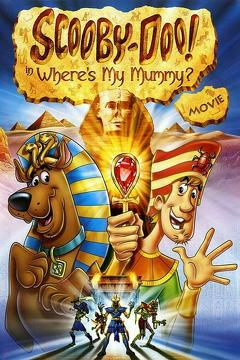 Best Animation Movies of 2005 : Scooby-Doo! in Where's My Mummy?
