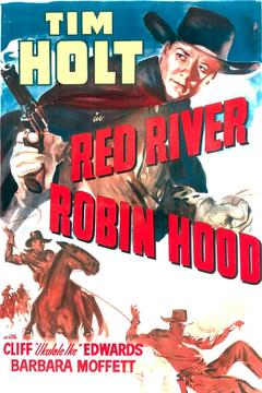 Best Western Movies of 1942 : Red River Robin Hood