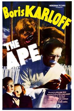 Best Science Fiction Movies of 1940 : The Ape