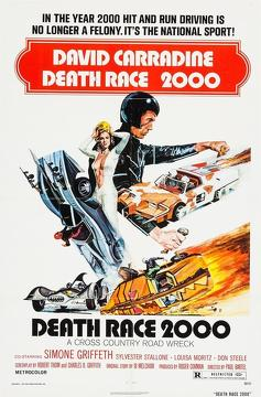 Best Comedy Movies of 1975 : Death Race 2000