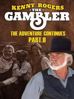Best Western Movies of 1983 : Kenny Rogers as The Gambler: The Adventure Continues
