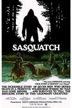 Best Adventure Movies of 1976 : Sasquatch, the Legend of Bigfoot
