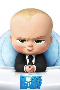Best Family Movies of 2017 : The Boss Baby