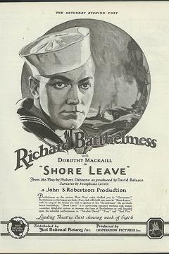 Best Comedy Movies of 1925 : Shore Leave