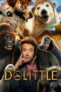 Best Family Movies of 2020 : Dolittle