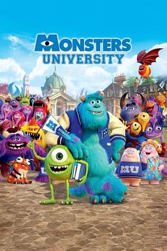 Best Family Movies of 2013 : Monsters University