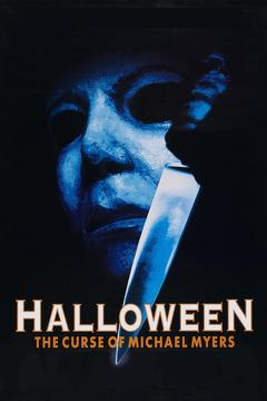Best Horror Movies of 1995 : Halloween: The Curse of Michael Myers