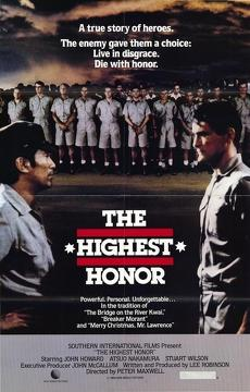 Best War Movies of 1982 : The Highest Honour